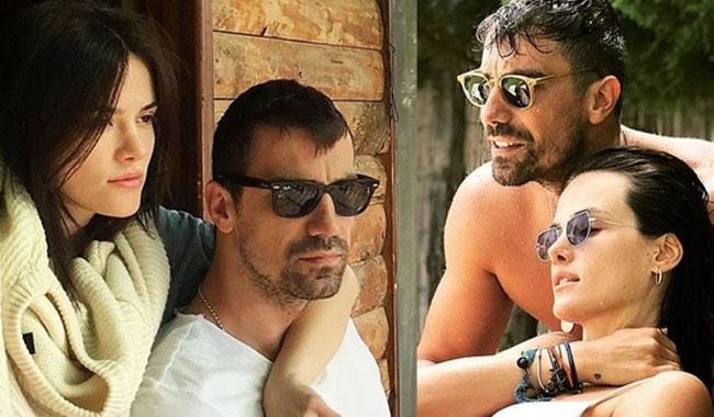 İbrahim Çelikkol ve Mihre Çelikkol boşanıyor mu? Fotoğraflı yanıt   Line  Haber